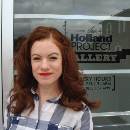 Brittany Curtis Executive Director – Holland Project